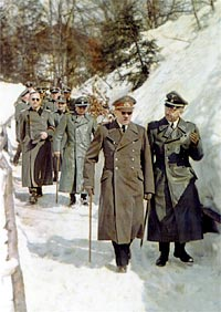 Hitler, Himmler and others