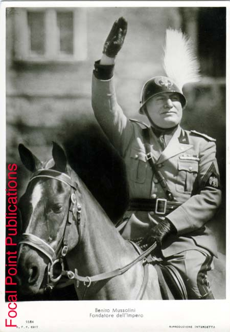 the life of benito mussolini essay World war ii term papers (paper 12528) on hitler, mussolini, and stalin : hitler,   dictatorship and guided this type of rule throughout most of their lives.