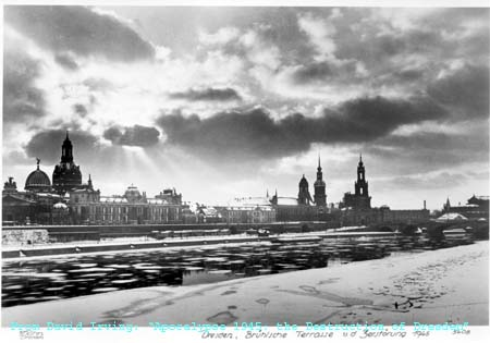Dresden before the raid