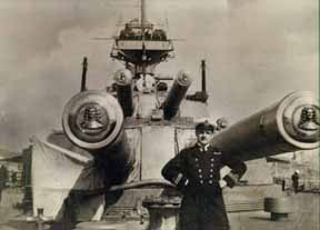 Irving father in HMS Marlborough