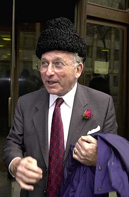 Pervert? Paedophile? Lord Janner is innocent