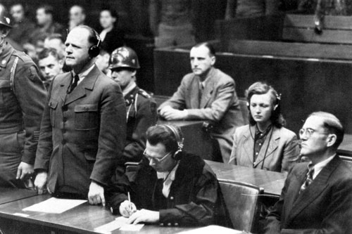 Erhard Milch sentenced