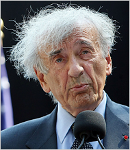 Elie Wiesel at 80