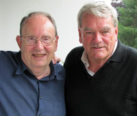 David Irving visited Gerd Heidemann