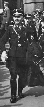 Himmler Heydrich in Munich