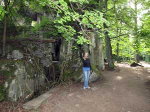 J. at Wolfsschanze